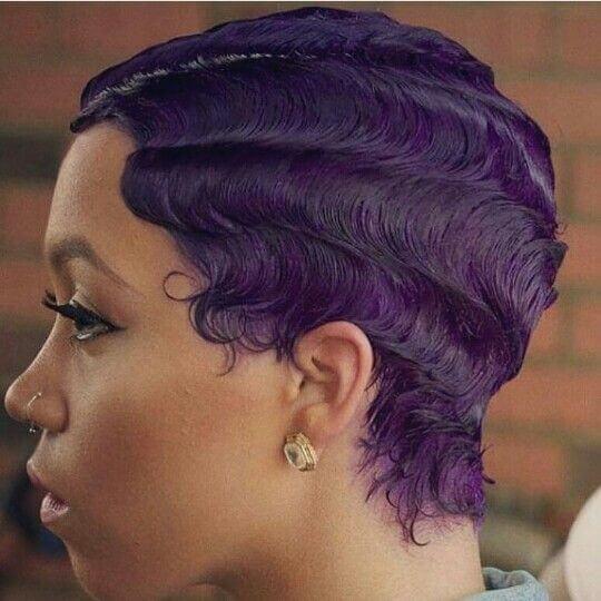 coiffure femme waves